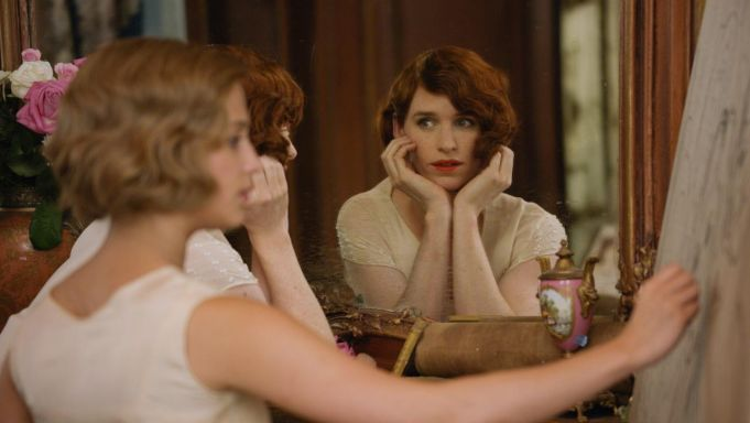 The Danish Girl showing in Rome