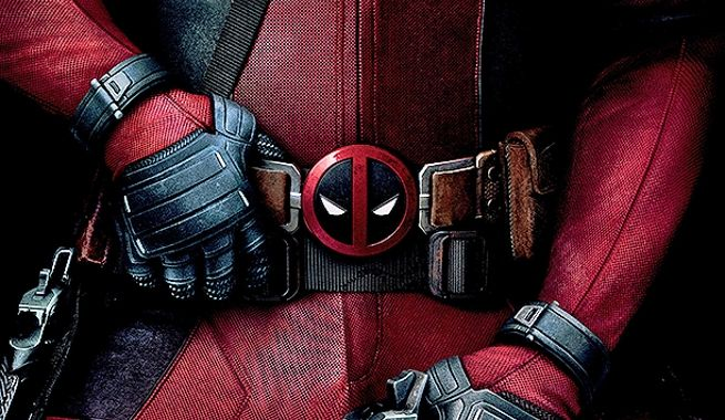 Deadpool showing in Rome