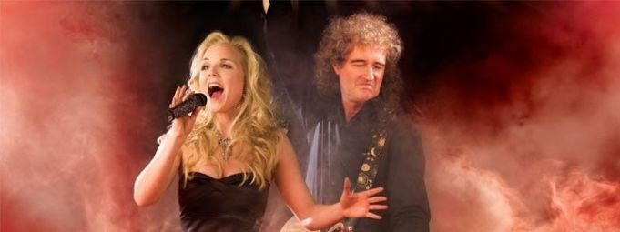 Brian May & Kerry Ellis concert in Rome