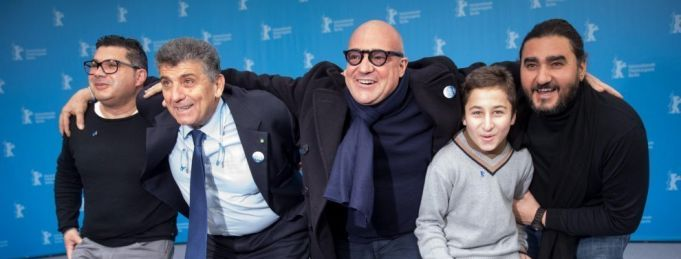Gianfranco Rosi wins Berlin's Golden Bear