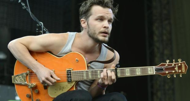Tallest Man on Earth concert in Rome