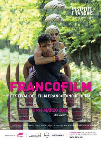 Francofilm Festival in Rome