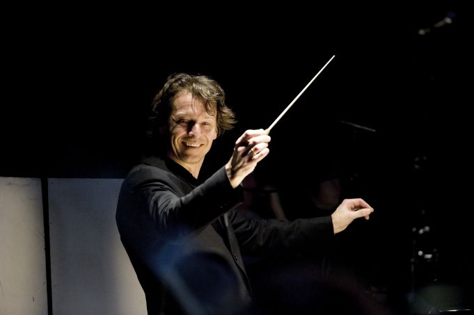 Marc Albrecht conducts Schumann symphonies at S. Cecilia