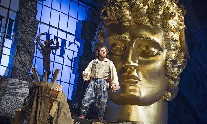 Benvenuto Cellini at Teatro dell'Opera di Roma