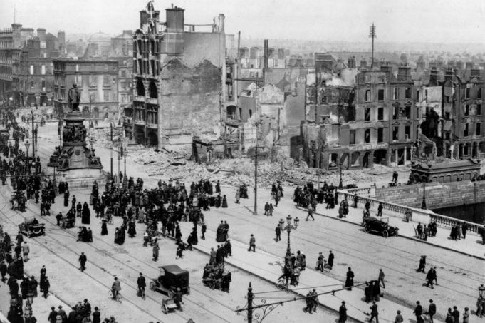 Rome and the Easter Rising