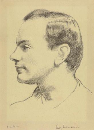 Padraig Pearse portrait by Sean O'Sullivan