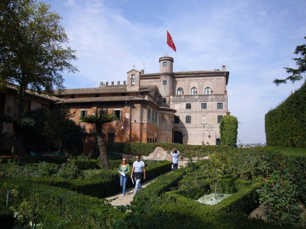 Peek inside Rome's secret sites with FAI
