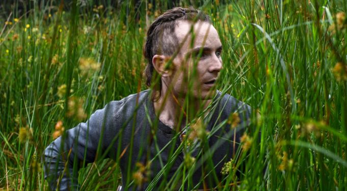Martin McCann in The Survivalist.