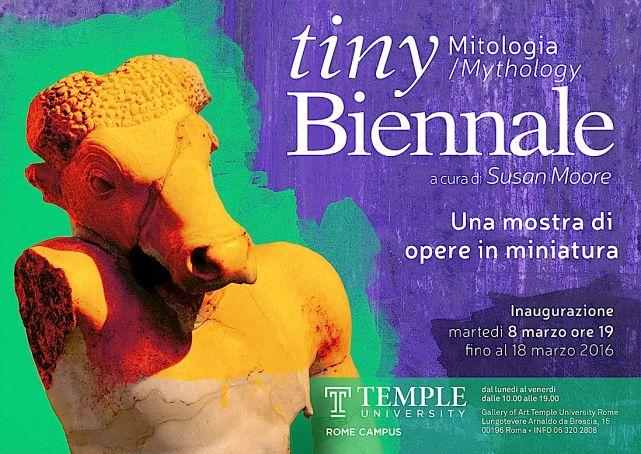 Tiny Biennale: Mythology