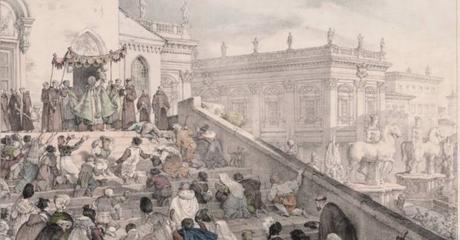 Antoine Jean-Baptiste Thomas e il popolo di Roma 1817-1818