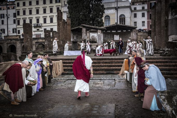 Ides of March in Rome