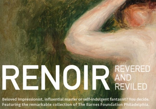 Renoir: Reviled and Revered showing in Rome
