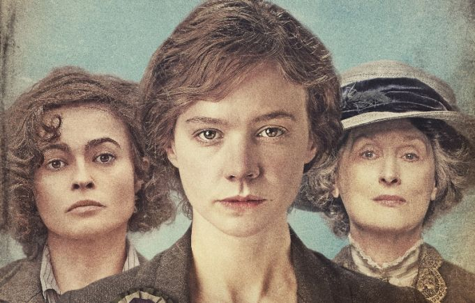 Suffragette showing in Rome