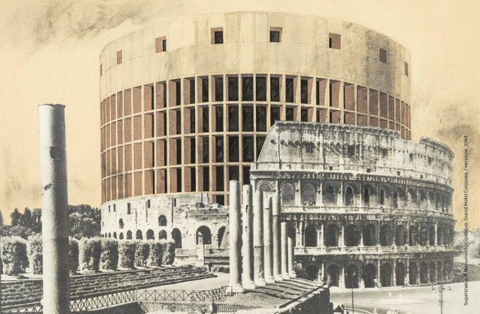 Superstudio: 50 years of Superarchitettura