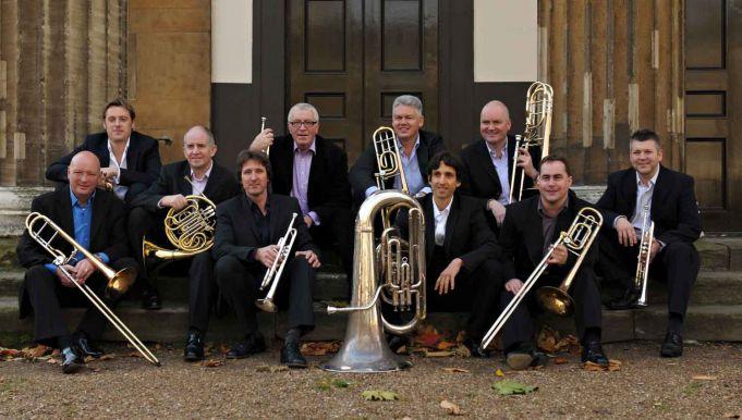 London Brass performs at Istituzione Universitaria dei Concerti