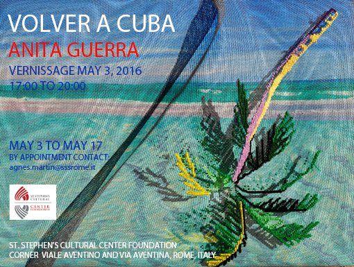 Anita Guerra: Volver a Cuba