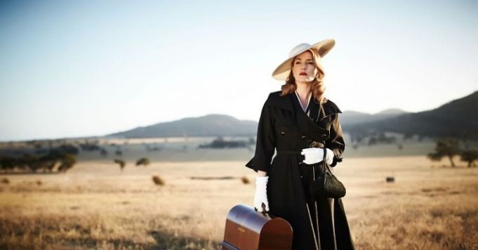 The Dressmaker showing in Rome
