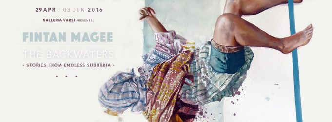 Fintan Magee: The Backwaters. Stories from the Endless Suburbia