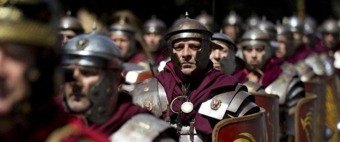 Rome celebrates 2,769th birthday on 21 April