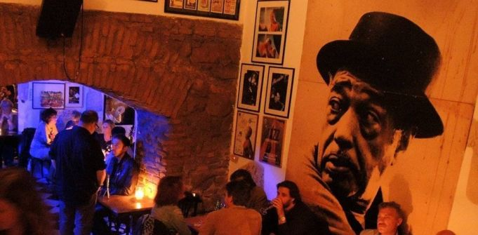 Alexanderplatz Jazz Club Rome