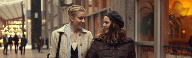 Mistress America showing in Rome