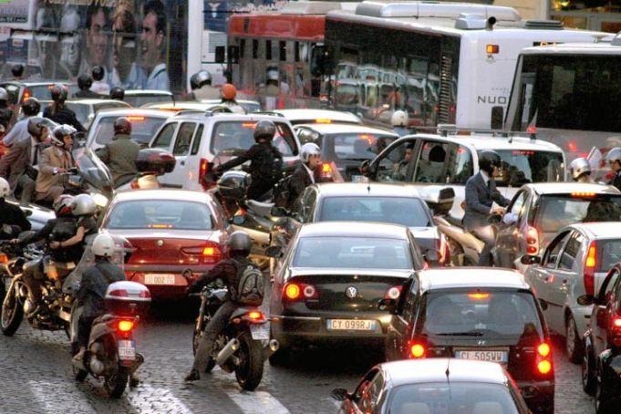 Public transport strike in Rome on 8 April