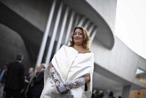 Rome's MAXXI architect Zaha Hadid dies