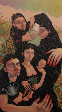 Leyla Painting