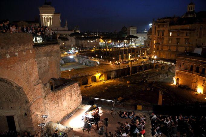 Museum Night at Trajan's Markets. Photo Matteo Nardone.