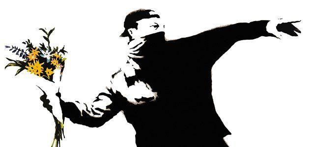 Banksy: Guerra, Capitalismo & Libertà