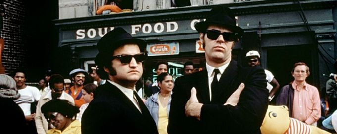 Free screening of The Blues Brothers in Foro Italico