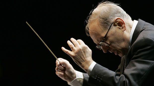 Ennio Morricone cancels Rome concerts