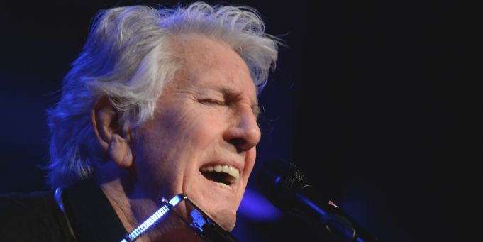 Graham Nash concert in Rome