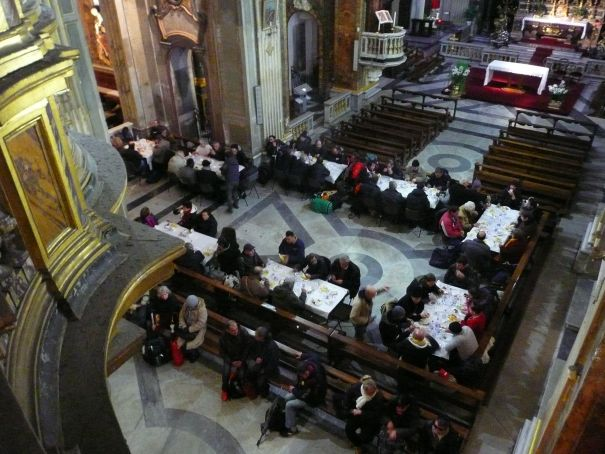 London choir to support Rome's poor