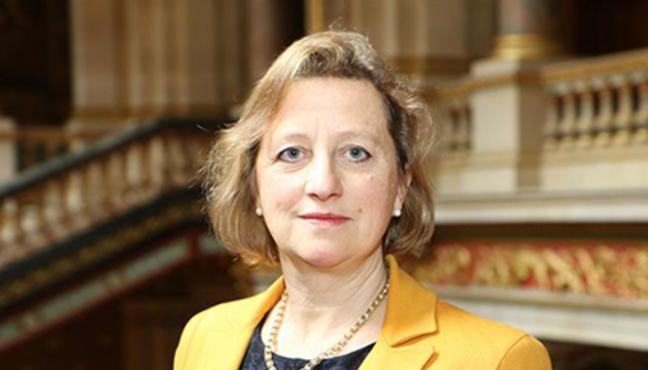 New British ambassador to Vatican