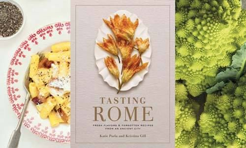 Tasting Rome at Almost Corner Bookshop