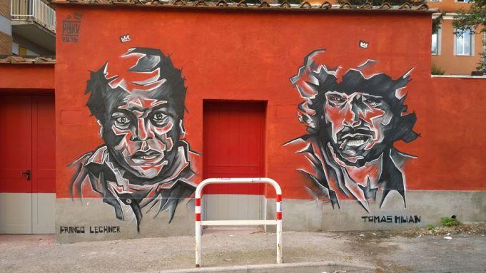 1 pinacci nostri lechner street art