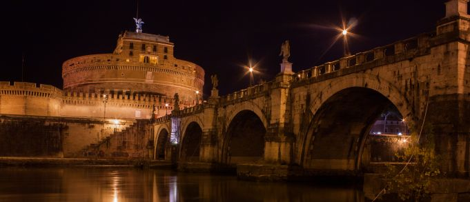 Sere d'Arte at Castel S. Angelo