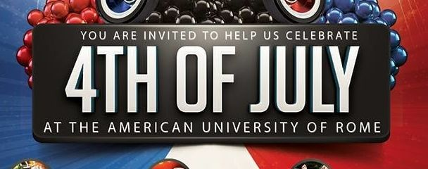 4th of July at American University of Rome