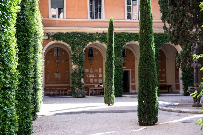 Open Studios at American Academy of Rome