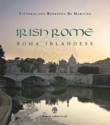 Presentations of Irish Rome book
