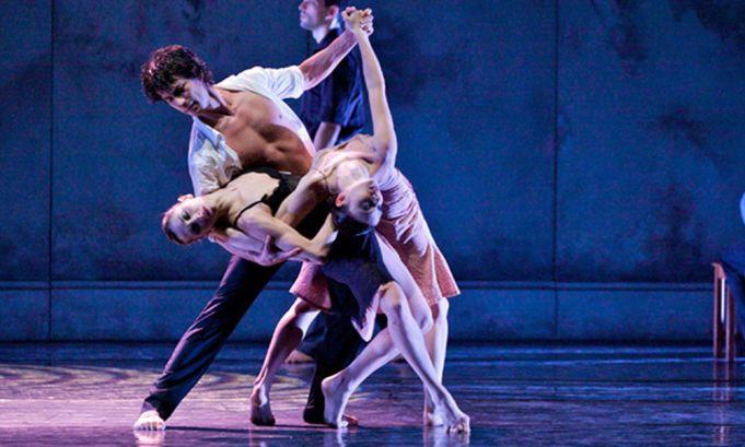 Contemporary Tango by Balletto di Roma.