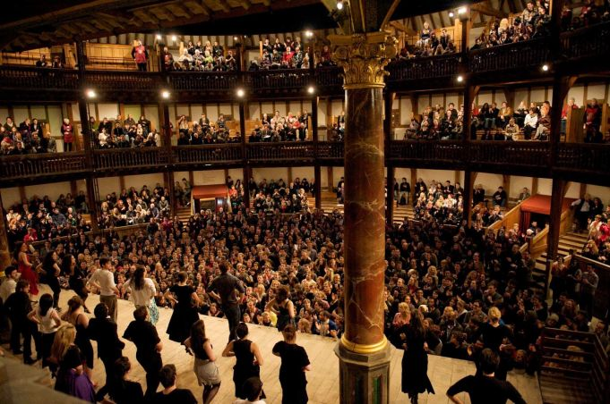 Shakespeare at Rome's Globe Theatre