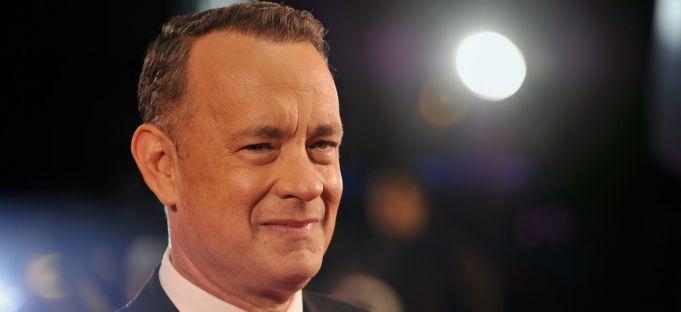 Tom Hanks to be honoured at Rome Film Fest