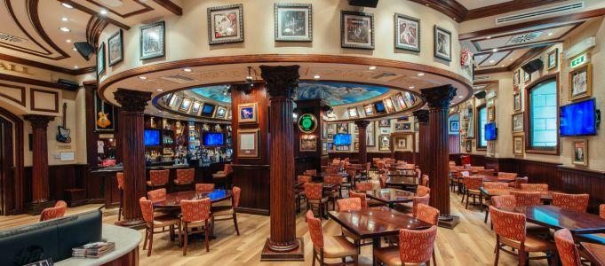 Hard Rock Cafe celebrates 45 years