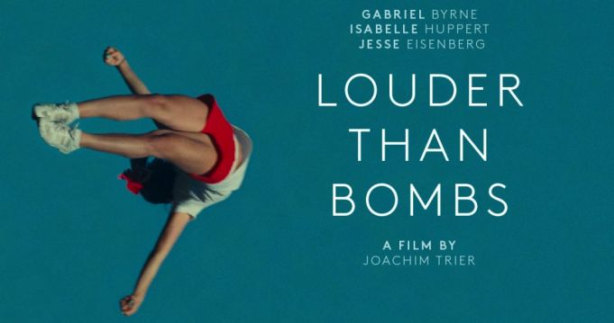 Louder than Bombs showing in Rome