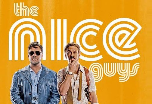 The Nice Guys showing in Rome