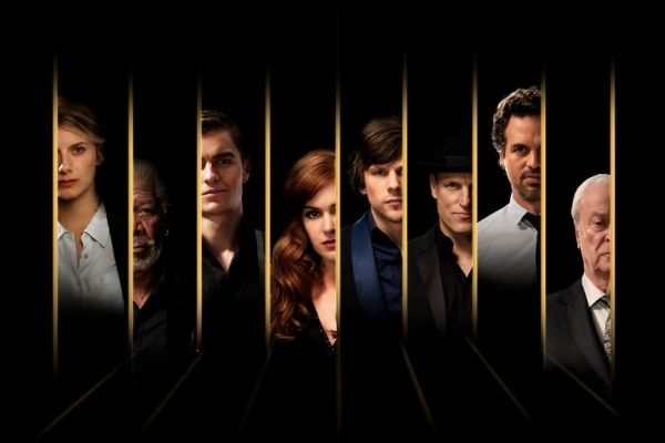 Now You See Me 2 showing in Rome