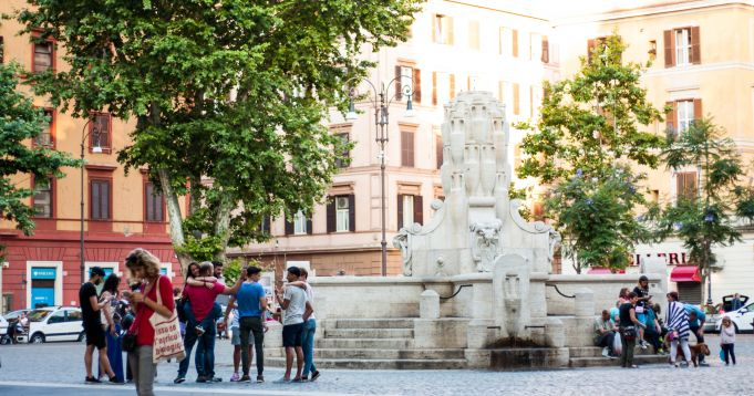 The gentrification of Rome's Testaccio district