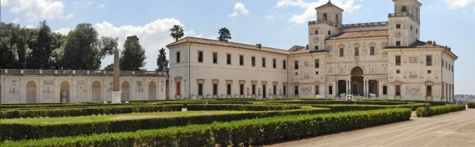 Villa Medici: Theatre of Exhibitions